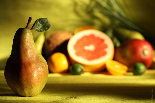 Rohkost als fixer Bestandteil der Diät