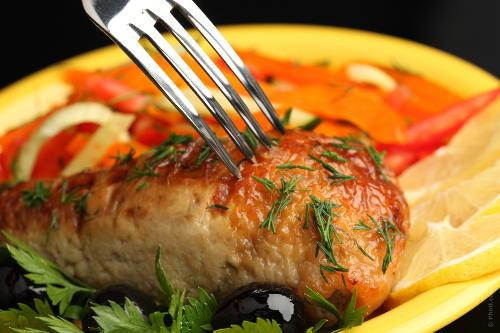 Fleisch und Gemüse - Die Paläo Diät